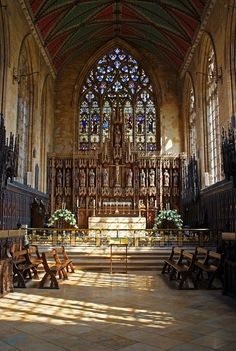 St. Botolph's Church, Boston, Lincolnshire #gothicarchitecture