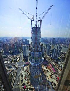 Galería de En Construcción: Shanghai Tower / Gensler - 14