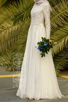 wedding dress or for an important occasion