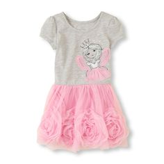 A dreamy dress made for little princesses!