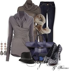 """Styled"" by gaburrus on Polyvore"