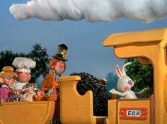 """the easter bunny is comin' to town"" from rankin-bass"