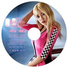 "AOA 4th Japan Single ""Give Me the Love"" YUNA!!!!  #AOA #유나"