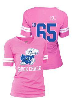 Rock Chalk Drink On Royal T-Shirt Sm-5X Smack Apparel Kansas Basketball Fans