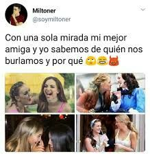 Si jajjajaj te amo prq etes la unica q enverdad me conose😹💘👑 Bff Quotes Funny, Stupid Funny Memes, Mexican Memes, Crazy Friends, Stranger Things Netflix, Book Memes, Bff Pictures, Best Friends Forever, Really Funny