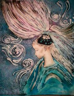 Princesa batik