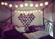 Tumblr bedroom idea