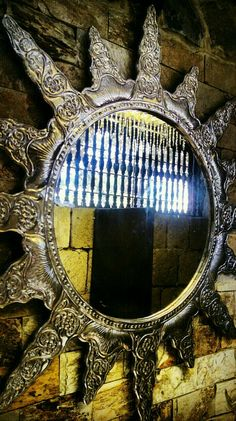 A mirror at pan de amerikana, marikina