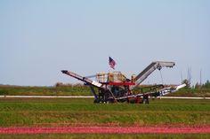 Cranberry Harvester