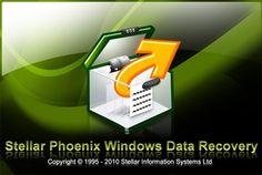 Stellar Phoenix Windows Data Recovery Professional 6.0.0.1  Stellar Phoenix Windows Data Recovery  Professional software to recover deleted or inaccessible Windows partitions. This tool will render data from partitions lost due to system malfunction virus attack disk failure or sabotage.  Recovers partitions data documents photos and 300 more file types  Recovers files from damaged or corrupt optical media  Recovers deleted emails in MS Outlook and Outlook Express  Supports data recovery…