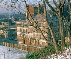 """#photo Hôtel """"Bel Air"""", passage de Pékin, 1979 © Serge Degoud #PEAV #Paris20 @Menilmuche @ParisHistorique"""