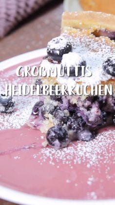 Brownie Recipe Video, Brownie Recipes, Cake Recipes, Dessert Recipes, Egg Recipes For Breakfast, Easy Healthy Breakfast, Blueberry Cake, Vegan Meal Prep, Pie Cake