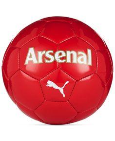 Puma Arsenal Soccer Ball Balón De Fútbol e83b653e0fa7a