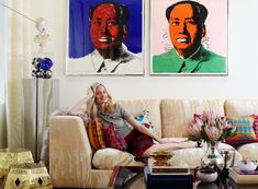 Lauren Santo Domingo (of Vogue Magazine and Moda Operandi!!) chats with Rue about her personal style & her One Kings Lane sale!