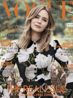 VOGUE Magazine November 2016 - Press