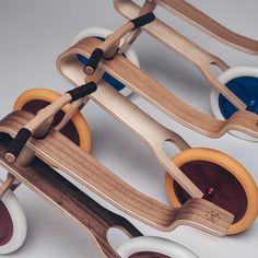 BrumBrum Bike by brumbrumbikes rendershot Designing and Rendering Showcase Use on your post Wooden Bicycle, Wood Bike, Bicycle Sketch, Baby Bike, Balance Bike, Bikes For Sale, Kids Bike, Kids Wood, Bike Rack