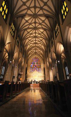 Trinity Church of New York City
