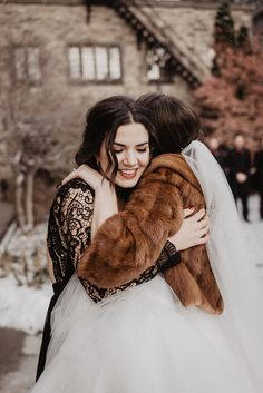 A moody and dark winter wedding by Julia Garcia-Prat Photography. An elegant ceremony at Knox Presbyterian church and a reception at All saints Event Space in Ottawa, Ontario Anglican Church, Dark Winter, All Saints, Ottawa, Wedding Vendors, Newlyweds, Stylists, Wedding Photography, Bridesmaid