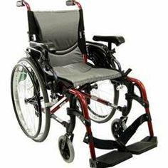 """Karman Super Lightweight Ergonomic Wheelchair S-ERGO305 - 18""""x17"""" Silver - S-ERGO305S-ERGO305Q18SS by Karman Healthcare. $659.00. Karman Super Lightweight Ergonomic Wheelchair S-ERGO305 The Super Lightweight Ergonomic Wheelchair S-ERGO305 is designed to provide individuals with u"""