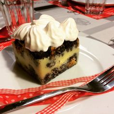 Érdekel a receptje? Kattints a képre! Poppy Seed Cake, Hungarian Recipes, Guam, Something Sweet, Cake Recipes, Cheesecake, Food And Drink, Cooking Recipes, Pudding