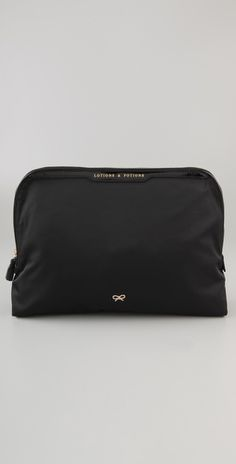 love anya hindmarch so much i have this in black & red