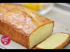 Eggless Lemon Tea Cake By Sharmilazkitchen | Super Moist (Eggless Baking) - YouTube