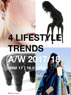 Trend Lecture on 4 Lifestyle Trends Autumn/Winter 2017/18 with Gudy Herder - IMM17