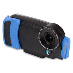 Watershot Pro Line Underwater Housing for iPhone 6 Plus / 6S Plus, Black/ Snorkel Blue -- Learn more by visiting the image link.