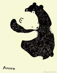 Bear amore