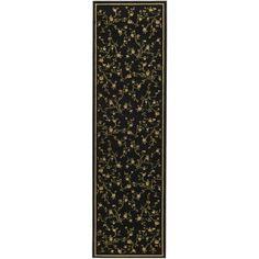 Shop for Safavieh Lyndhurst Black Rug (2'3 x 20'). Get free shipping at…