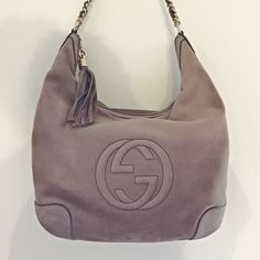 Gucci Soho Nubuck Hobo Authentic. Brand new. Final sale. Please ask questions before purchasing Gucci Bags Hobos