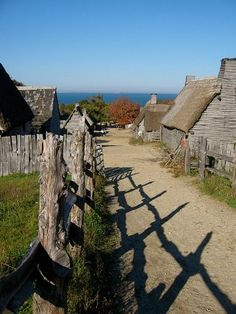 """""""Events Around the World"""" dream travel tour - Thanksgiving; Plymouth Plantation"""