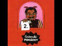Čertovské pohádky #02 Kouzelná mošna - YouTube Fairy Tales, Youtube, Animation, Music, Movies, Advent, Literatura, Musica, Musik