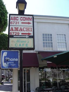 Amachi: one of my favorite Japanese restaurants,  (team i don't get the western-style fonts either).
