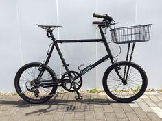 bruno flat 20 custom version2. #bruno #bicycle #tokyo #japan #minivelo