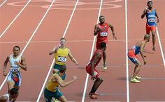 Pushing the Limits: Olympian Runs on Broken Leg