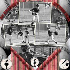 softball Scrapbook Layout Ideas   Scrapbooks Idea: scrapbook ideas sports
