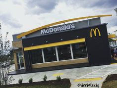 Stop by the new #McDonalds location on McCain in North Little Rock to get your McD'a fix!! #McDAmbassador YUM!!