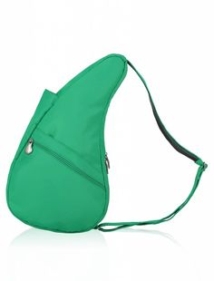 """The Healthy Back bag Microfibre Small Green Flash  De """"Topper"""" onder de rugtassen en niet in de laatste plaats vanwege de scherpe prijs. Oersterk sportief en modieus is deze rugtas/crossover met veel binnen- en buitenvakken. De tas is ergonomisch: ontworpen om de rug te ontlasten en de druk op de nek en schouders te minimaliseren. De unieke vorm verdeelt het gewicht over de gehele rug. Alle tassen hebben een verstelbare schouderriem met anti-slip. Tevens als schoudertas te dragen. Met de…"""