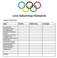 Olympiade-Tabelle Mehr