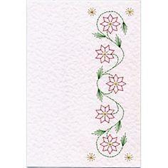Free Stitch Card Patterns – Catalog of Patterns