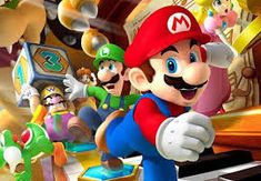 Super Mario Party Mario Luigi Yoshi Daisy Wario Peach Brand Neon Light S Super Mario World, Mundo Super Mario, Super Mario Games, New Super Mario Bros, Super Mario Brothers, Mario Und Luigi, Mario Run, Mario Bros., Mario Kart