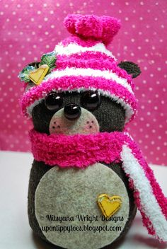 Sock Snowmen & Animals