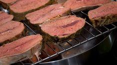Rouleau sous vide recept   Souvy voor al jouw sous vide recepten Sous Vide, Steaks, Pulled Pork, Slow Cooker, Bbq, Meat, Foods, Tips, Mushroom