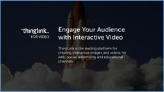 Engage your audience with interactive video using ThingLink for Video