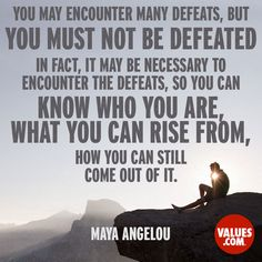 Never give up #perseverance #keeptrying www.values.com
