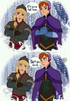 YES. Frozen: Gender Swap