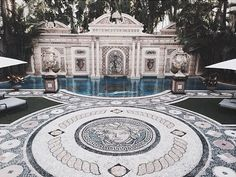 Versace Mansion in Miami