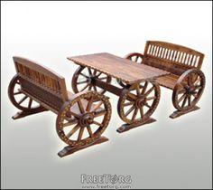 Мебель для кафе деревянная