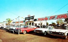1960 Ford Full Size - Fairlane, Galaxie, Edsel & Meteor. | Flickr - Photo Sharing!